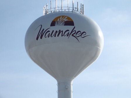 Waunakee Water Tower